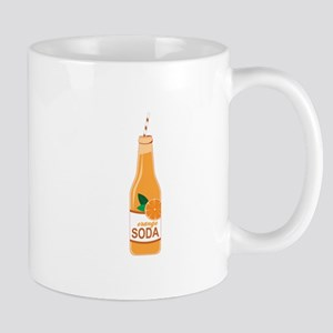 Orange Soda Mugs