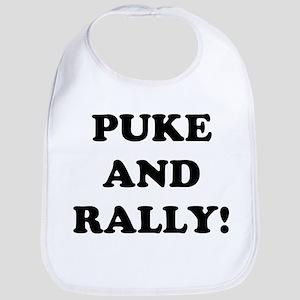 Puke &amp; Rally<br> Bib
