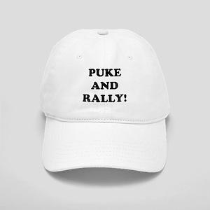 Puke &amp; Rally<br> Cap