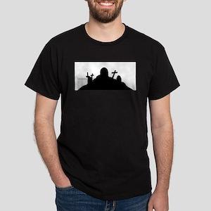 Graveyard Silhouette T-Shirt
