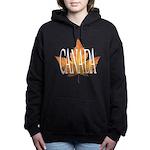 Canada Souvenir Women's Hooded Sweatshirt