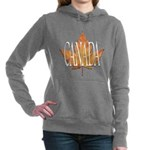 Canada Souvenir Women's Hooded Sweatshirt