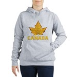 Canada Varsity Team Women's Hooded Sweatshirt