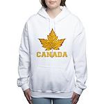 Canada Varsity Team Women's Hooded Sweatshirt