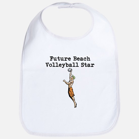 Future Beach Volleyball Star Bib