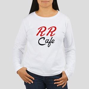 RR Cafe - Twin Peaks Women's Long Sleeve T-Shirt