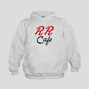 RR Cafe - Twin Peaks Kids Hoodie