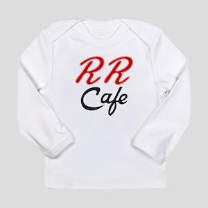 RR Cafe - Twin Peaks Long Sleeve Infant T-Shirt