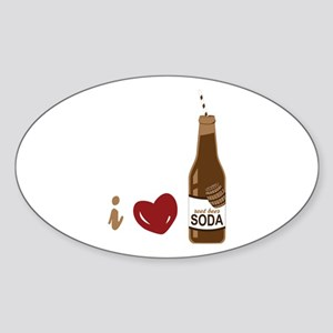 I Love Root Beer Sticker