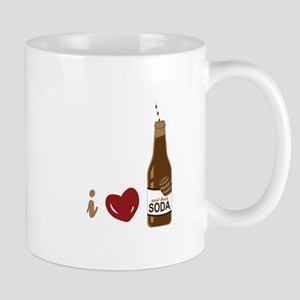 I Love Root Beer Mugs