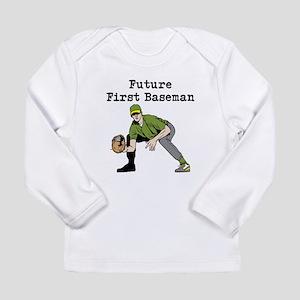 Future First Baseman Long Sleeve T-Shirt