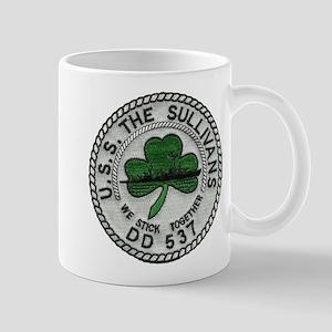 USS THE SULLIVANS Mug