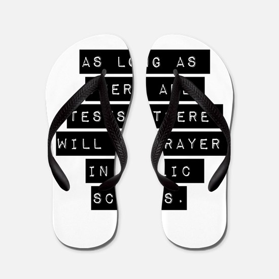 As Long As There Are Tests Flip Flops