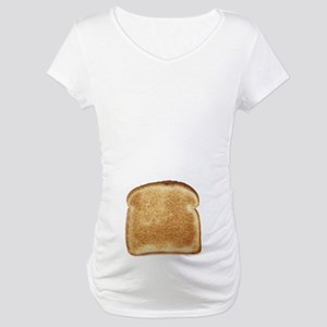 Toast Maternity T-Shirt
