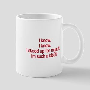 I know I know Mugs