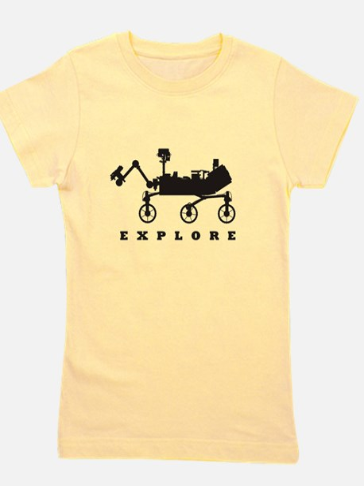 MSL – Explore T-Shirt