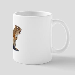 Singing Squirrel Mug