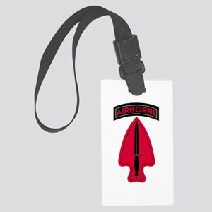 Special Operations Large Luggage Tag