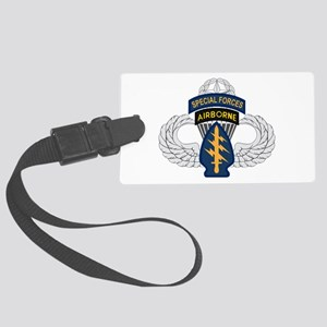 SF Airborne Master Large Luggage Tag