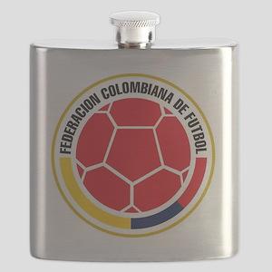 Futbol de Colombia Flask