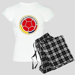 Futbol de Colombia Women's Light Pajamas