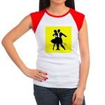 Women's Cap Sleeve Dance T-Shirt