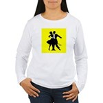 Women's Long Sleeve Dance T-Shirt