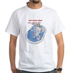 Hot Flash Tub of Ice White T-Shirt