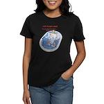 Hot Flash Tub of Ice Women's Dark T-Shirt