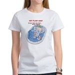 Hot Flash Tub of Ice Women's T-Shirt