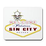 Las Vegas-Sin City Sign-2 Mousepad