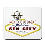 Las Vegas-Sin City Sign-2 Mousepad