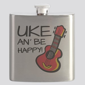 UkeHappyOutline Flask
