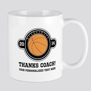 Thank you basketball coach Mugs