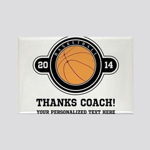 Thank you basketball coach Magnets