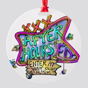 XXX After Hours ED Ornament
