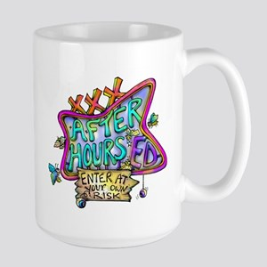 XXX After Hours ED Mugs