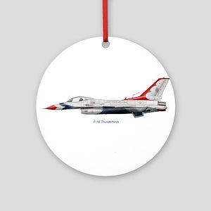 thun14x10_print Ornament (Round)