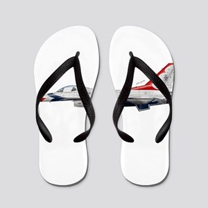 thun14x10_print Flip Flops