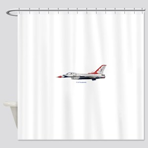 thun14x10_print Shower Curtain