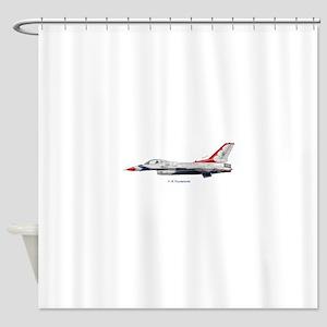 Thun14x10 Print Shower Curtain