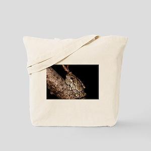 Grey Treefrog Tote Bag
