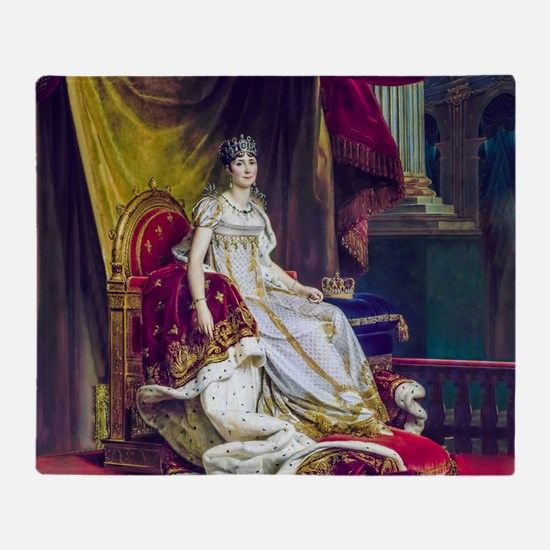 Gerard - Empress Josephine Throw Blanket