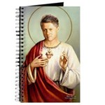 Saint Clinton blank book