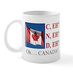 Oh, Canada! Mugs