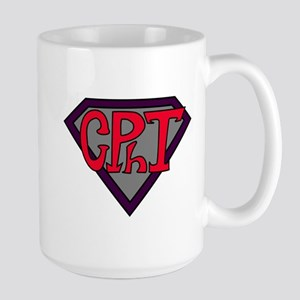 Superhero Technician Large Mug