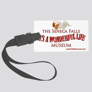 IAWL Museum Large Luggage Tag