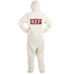 The Rep Footed Pajamas