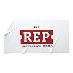 The Rep Beach Towel