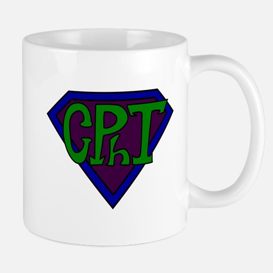 Superhero Technician Mug